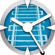 有軌時刻表應用程式Logo