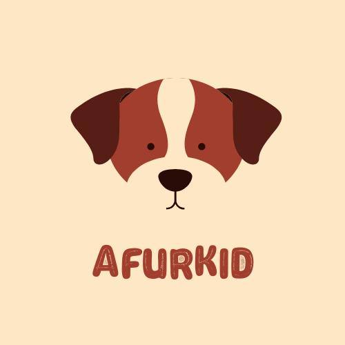 Afurkid 毛小孩寵物資訊 logo