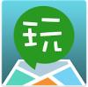 食在好玩 - 台灣旅遊、景點、遊記應用程式Logo