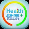 Health健康+雲端醫療服務Logo