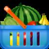 蔬果行情站應用程式Logo